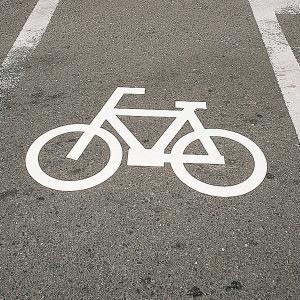自転車用 自転車用品 激安 : 自転車マーク (103003) | 安全用品 ...