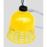 すずらん灯 (2mもの) カラー:黄カバー (387-52)