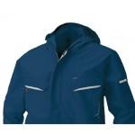 空調服フード付 色:ネイビー(NB) サイズ違い:XL (HO-030NB-XL)