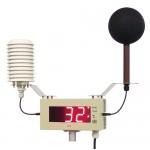 大型WBGT(暑さ指数:湿球黒球温度)表示器 (HO-523)