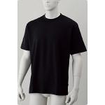ドライメッシュTシャツ黒4L