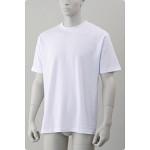 ドライメッシュTシャツ白M
