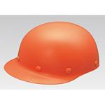ヘルメット 野球帽型 (飛・墜) カラー:黄 (377-02YE)