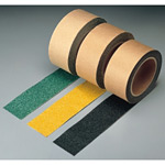 すべり止めテープ (シマ鋼板用) 仕様:黒100mm幅 (374-87)