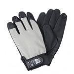 手袋 PUドクターグレー サイズ:S (379-3GY-S)