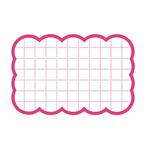 カード 16-4153 抜型カード四角 中 P (21231***)