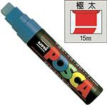 ユニポスカ (極太) PC-17K 赤 (40944RED)
