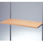 木棚セット クリア色 W900 D300 (49975-1*)