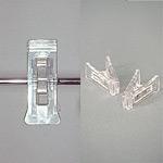 システムクリップ 透明 H50 (20627***)