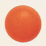 デコバルーン (10枚入) 13cm オレンジ (SAGD6218)