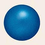 デコバルーンパール (10枚入) 9cm 青パール (SAGD6153)