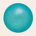 デコバルーンパール (10枚入) 9cm 緑パール (SAGD6152)