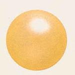 デコバルーンパール (10枚入) 18cm 黄パール (SAGD6351)