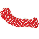 ロープ 8-8 (紅白紐) 5間 9m (41423-1*)