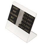 トータルプライス M(5段表示) カラー:アクリル (40935-5*)