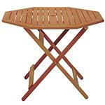 フォールディング八角テーブル (50734***)