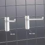 樹脂製ネットフック シングルタイプ3種類 NS-50 (30355PWH)