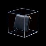 アクリルBOX 5面体(クリア)t=3mm 150 角