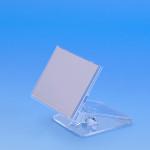 リクライニングカードホルダー クリップ式 UC-K3 中紙無地