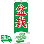 のぼり旗 盆栽 (K001055032)