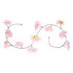 ショートシルク桜ガーランド (12546)
