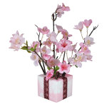 和風桜ポット (12001)