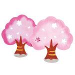 桜スタンドセット (16200)