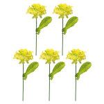 菜の花5輪セット (16242)