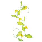 ショート菜の花ガーランド (12522)