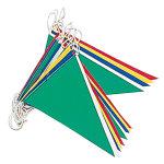 ターポリン三角旗 (602)