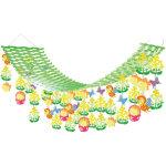 ハンガー菜の花チェックみつばち (10704)