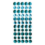 水滴ストレートガーランドブルー (25965)