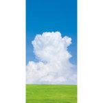 タペストリー入道雲 (a020009)