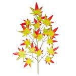 ショートスプレイ紅葉オレンジ (32539)