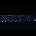 LEDケサランスターロングネットブルー&ホワイト (044600)