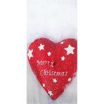タペストリーメリークリスマスハート (044100)