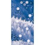 タペストリー 雪景色 (000962)