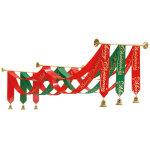 ファンファーレクリスマスペナント (040725)