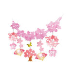 桜扇ネットガーランド