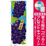 のぼり旗 ぶどう 絵旗 -1 (21408) [プレゼント付]