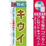 のぼり旗 特産!キウイ (21487) [プレゼント付]