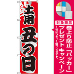 スマートのぼり旗 土用丑の日 (22104) [プレゼント付]