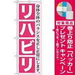 のぼり旗 リハビリ (GNB-1366) [プレゼント付]