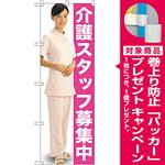 のぼり旗 介護スタッフ募集中 (GNB-2609) [プレゼント付]