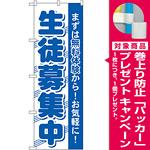 のぼり旗 生徒募集中 まずは無料体験から!お気軽に!(GNB-59) [プレゼント付]