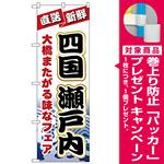 のぼり旗 四国瀬戸内 (H-1733) [プレゼント付]