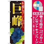 のぼり旗 巨峰 (SNB-1368) [プレゼント付]