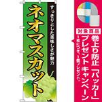 のぼり旗 ネオマスカット (SNB-1384) [プレゼント付]