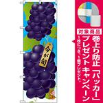 のぼり旗 巨峰 (イラスト) (SNB-1443) [プレゼント付]
