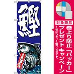 のぼり旗 鰹 (SNB-1507) [プレゼント付]